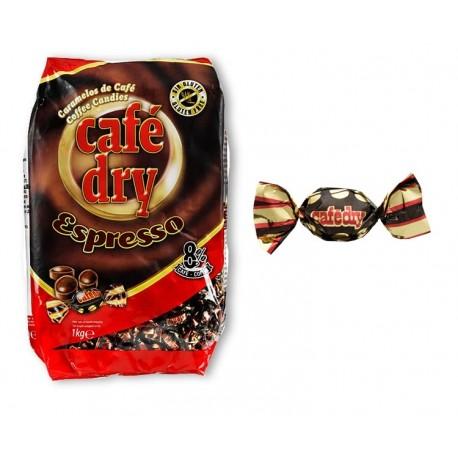 Cafe Dry espresso caramelo