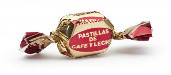 El Caserio Pastilla sDe Cafe y Leche caramelo