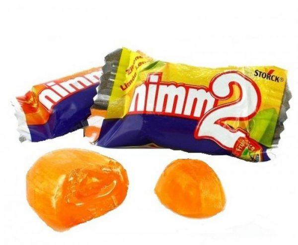 Nimm 2 caramelos