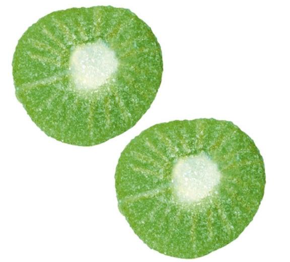 Pica rodaja kiwi