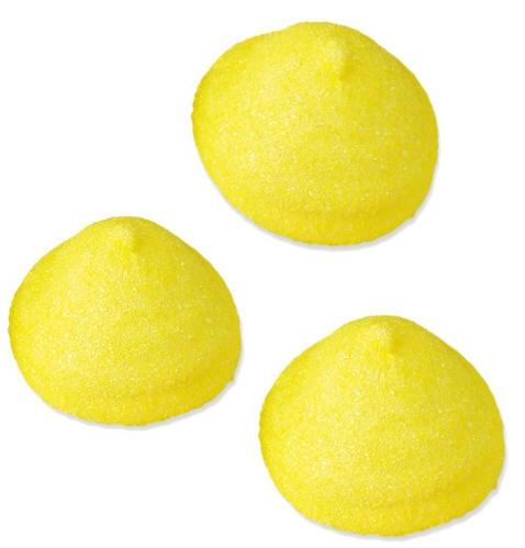 bola de golf amarillo 2