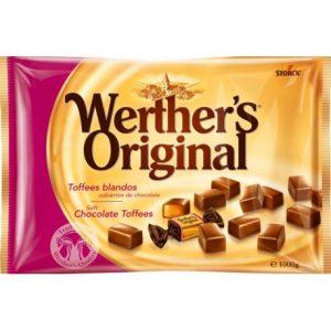 caramelos werther s toffees blandos