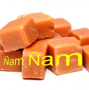 Caramelos con azucar