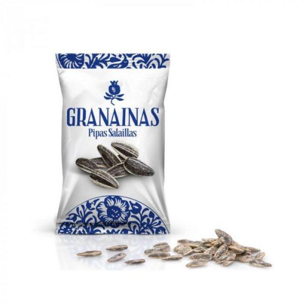 pipas granainas estuche con 10 unidades de 130gr 1