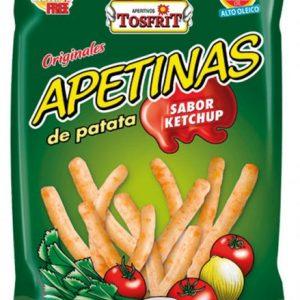 Apetinas de Patata Ketchup