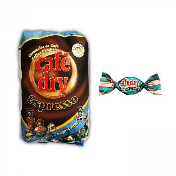 Cafe Dry espresso Sin Azucar