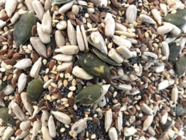 Coctel de semillas