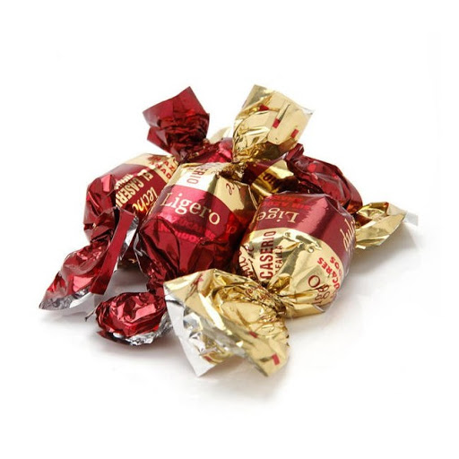 Dulce de Leche Ligero caramelos