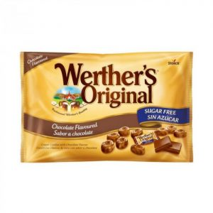 Werthers Original de Chocolate Sin Azucar