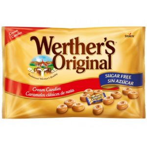 Werthers Original de Nata Sin Azucar
