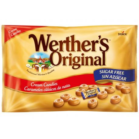 Werthers Original de Nata Sin Azucar