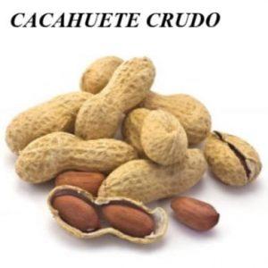 cacahute crudo
