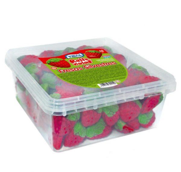 Fresas Silvestres Rellenolas 3