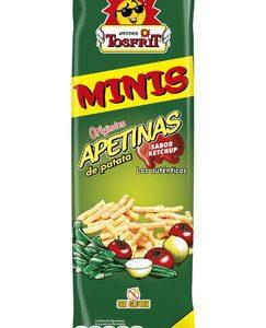 Mini apetinas de ketchup