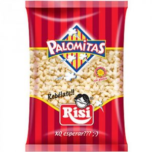 Palomita de Mantequilla Familiar