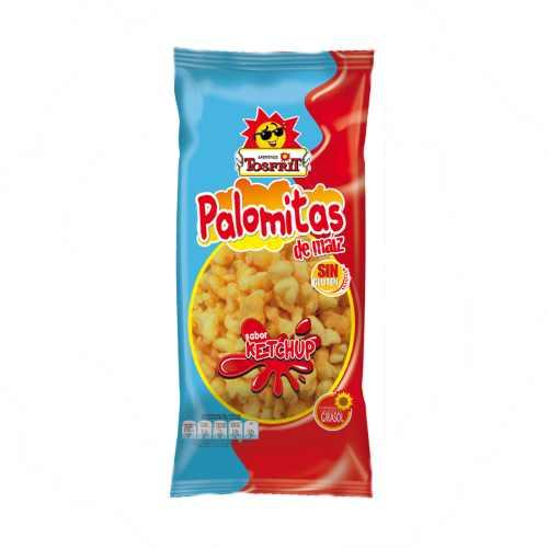 Palomitas de Maiz ketchup