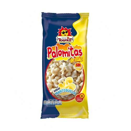 Palomitas de maiz mantequilla