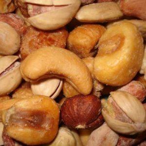 Revuelto con pistachos extra