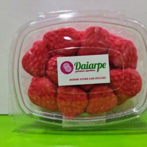 Fresas Rojas Azucar