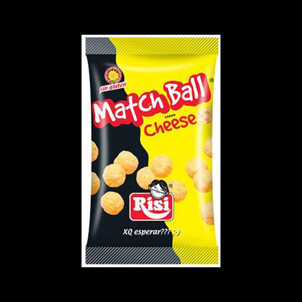 Match Ball Cheese Familiar