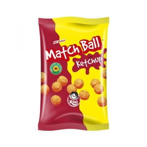 Match Ball Ketchup Familiar