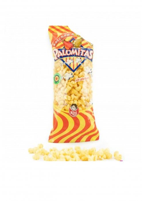 Palomitas de Ketchup y Mostaza 1