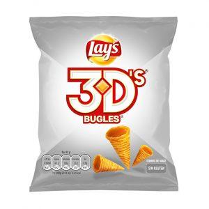 Conos de Maíz 3D