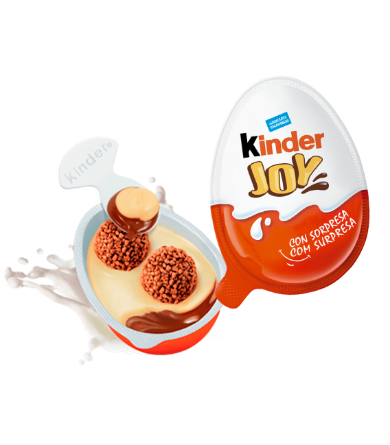 huevo sorpresa kinder joy 72
